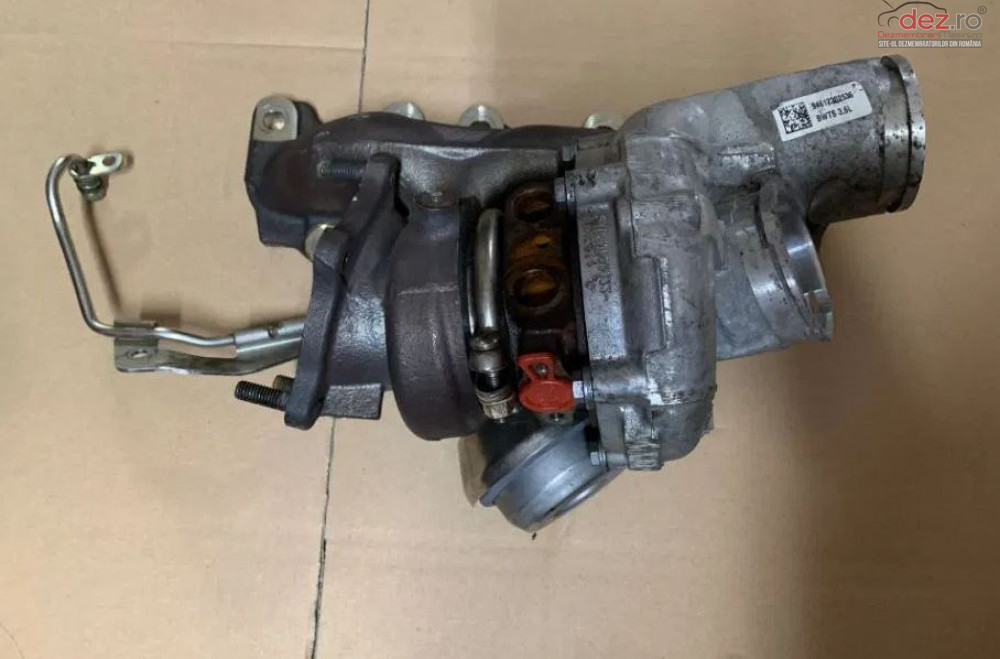 Turbina Porsche Macan 3 6 Turbo cod 94612302536 Piese auto în Zalau, Salaj Dezmembrari