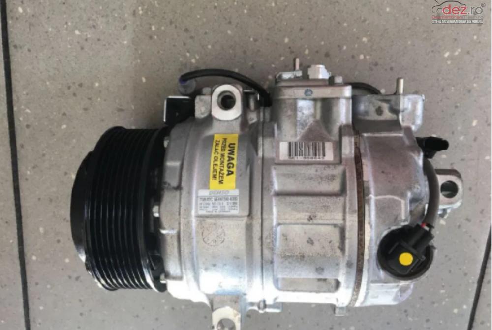 Compresor Clima Bmw M3 E90 M5 E60 E63 2009 64526933174 64509180550 Piese auto în Zalau, Salaj Dezmembrari