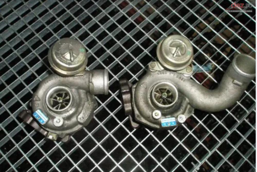Turbina Audi S4 S6 2 7tb 235 265km 2011 Piese auto în Zalau, Salaj Dezmembrari