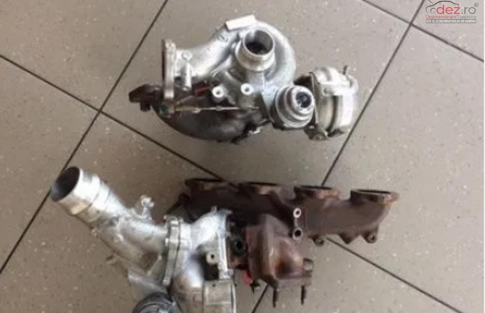 Turbina/biturbo Opel Vivaro 1 6 821942 821943 2014 Piese auto în Zalau, Salaj Dezmembrari