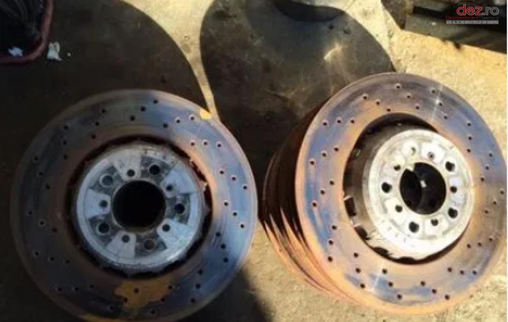 Disc Frana Fata 29 6 Mm Grosime Bmw M3 F80 2014 Piese auto în Zalau, Salaj Dezmembrari