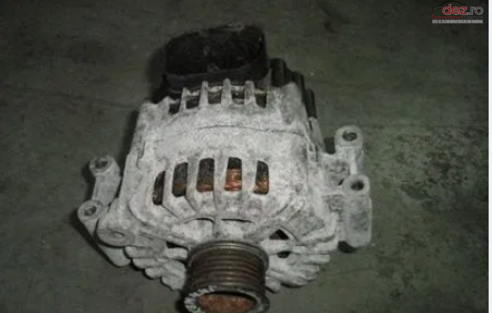 Alternator Bmw X6 M 4 4i 7603779 2011 Piese auto în Zalau, Salaj Dezmembrari