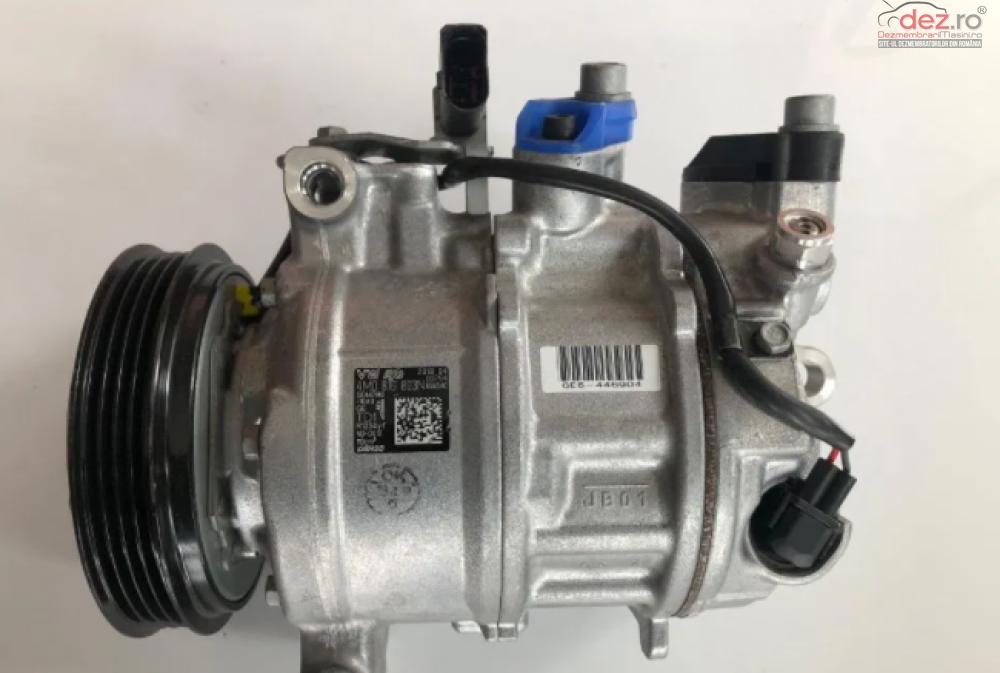 Compresor Clima Audi Q8 2018 4m0816803n Piese auto în Zalau, Salaj Dezmembrari