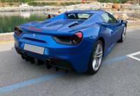 Dezmembram Ferrari 488 Spider 3 9 2017 Dezmembrări auto în Zalau, Salaj Dezmembrari