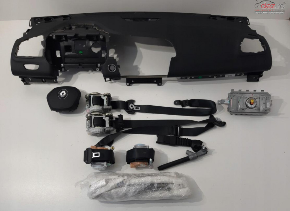 Kit Plansa Bord Renault Kadjar 2016 Piese auto în Zalau, Salaj Dezmembrari