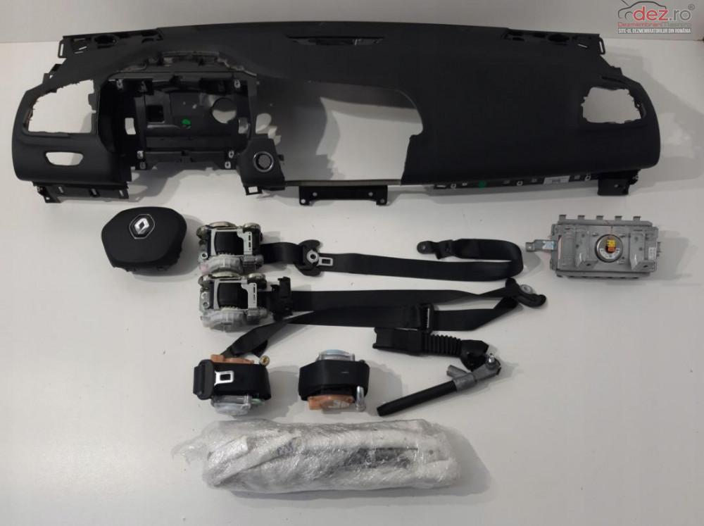 Kit Plansa Bord Airbag Renault Kadjar 2016 Piese auto în Zalau, Salaj Dezmembrari