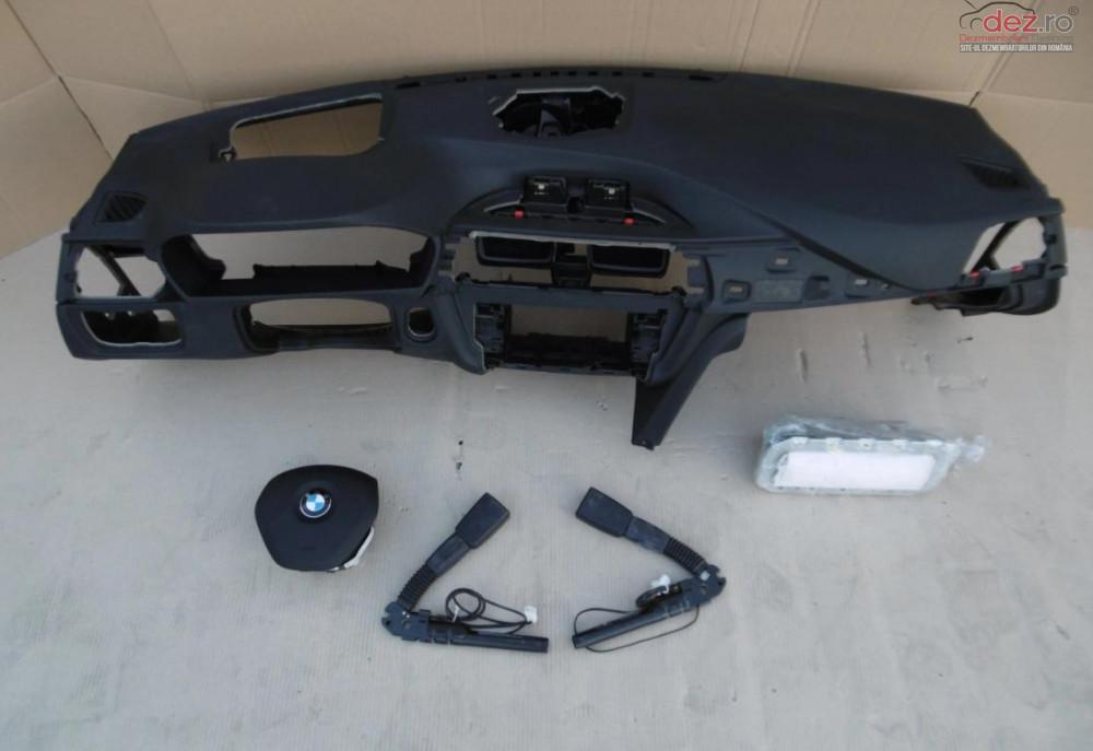 Kit Plansa Bord Airbag Bmw 4 F31 2013 Piese auto în Zalau, Salaj Dezmembrari
