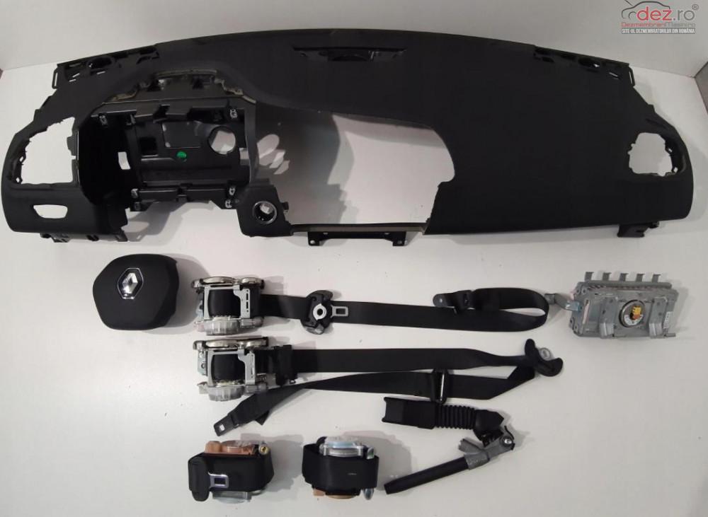 Kit Plansa Bord Airbag Renault Kadjar 2015 Piese auto în Zalau, Salaj Dezmembrari