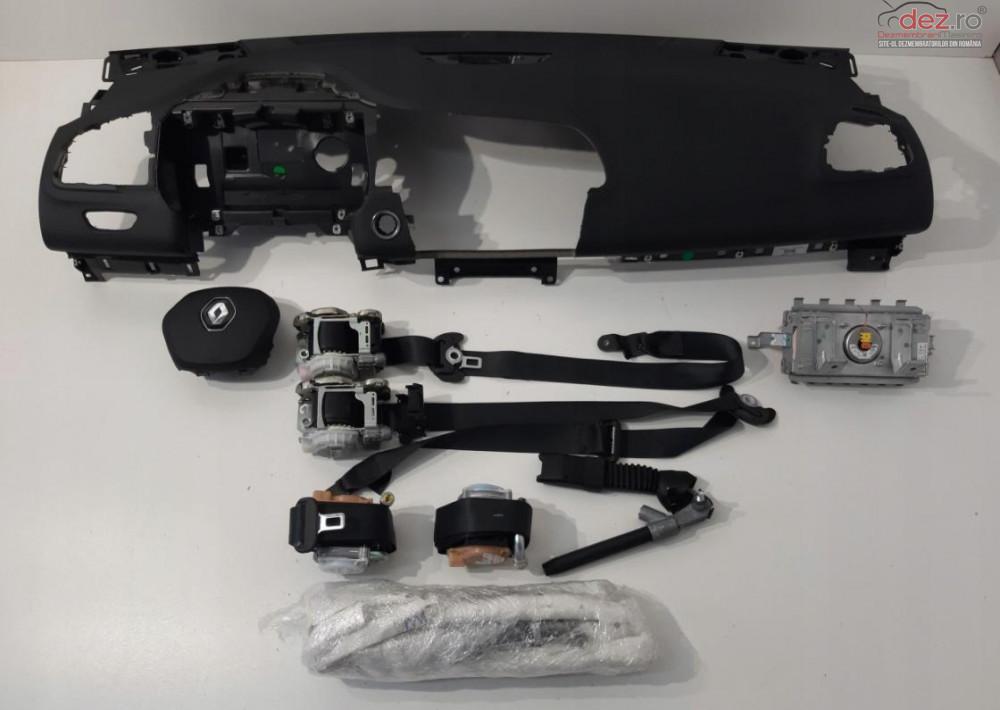 Kit Plansa Bord Airbag Renault Kadjar 2014 Piese auto în Zalau, Salaj Dezmembrari