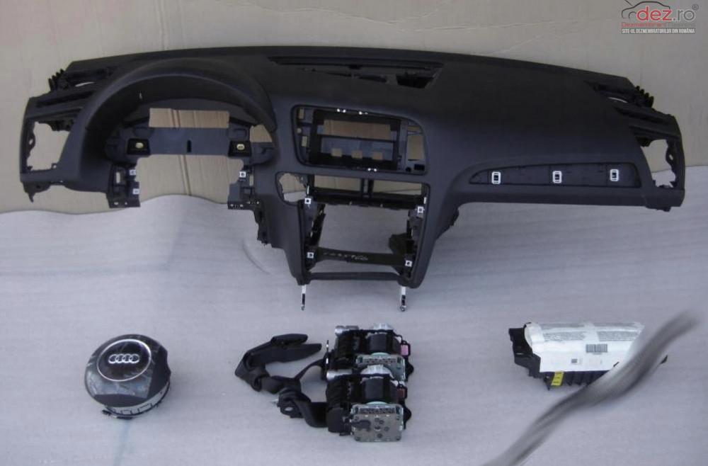Kit Plansa Bord Airbag Audi Q5 2016 Piese auto în Zalau, Salaj Dezmembrari