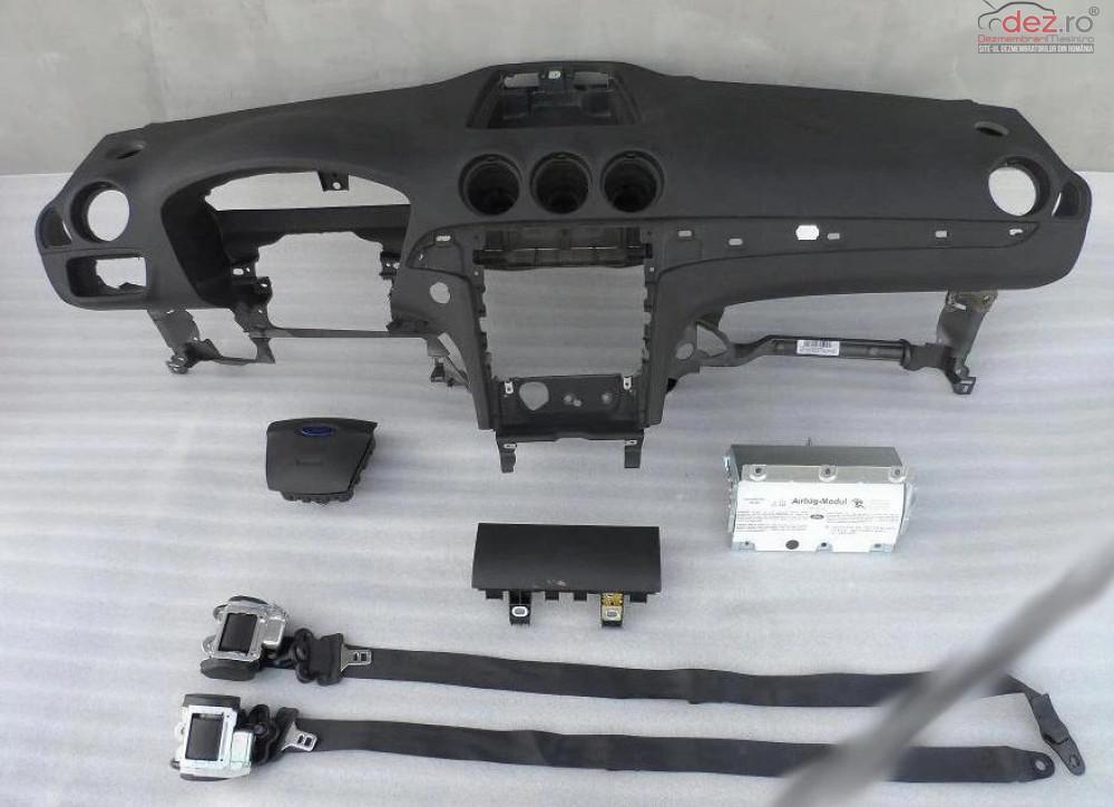 Kit Plansa Bord Airbag Ford Galaxy 2010 Piese auto în Zalau, Salaj Dezmembrari