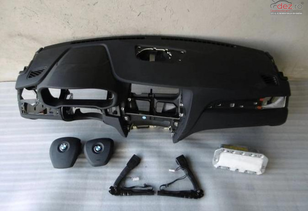 Kit Plansa Bord Airbag Bmw X4 2016 Piese auto în Zalau, Salaj Dezmembrari