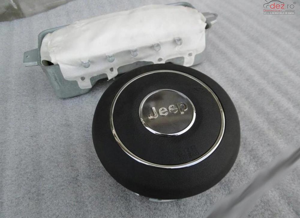 Kit Airbag Jeep Grand Cherokee 2005 Piese auto în Zalau, Salaj Dezmembrari
