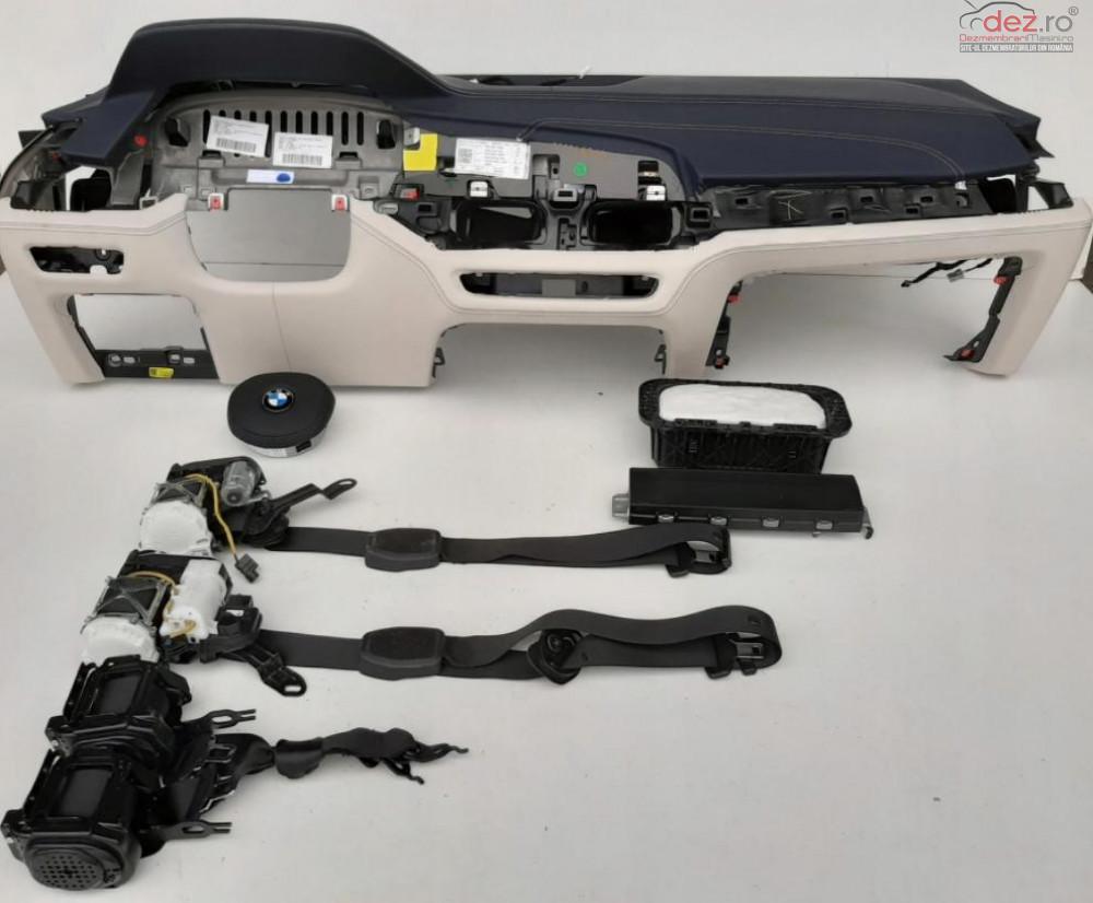 Kit Plansa Bord Airbag Bmw X7 G07 Head Up 2017 Piese auto în Zalau, Salaj Dezmembrari