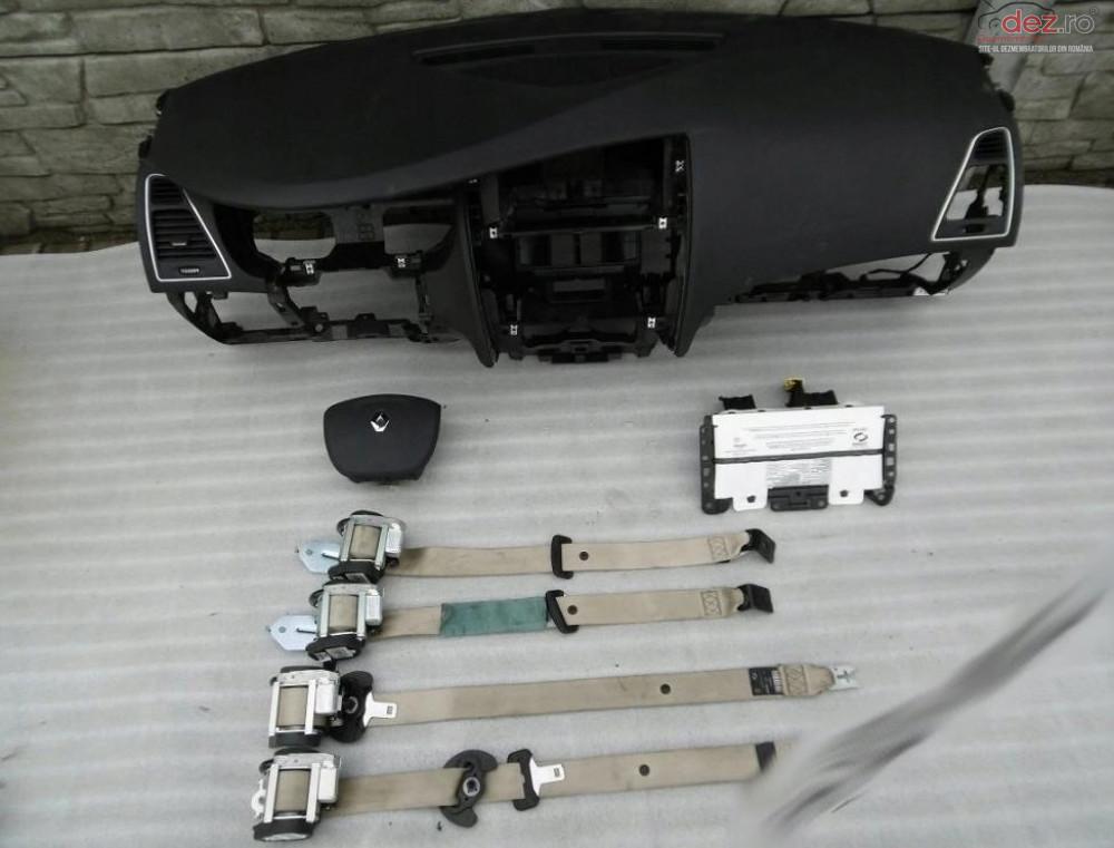 Kit Plansa Bord Airbag Renault Latitude 2016 Piese auto în Zalau, Salaj Dezmembrari