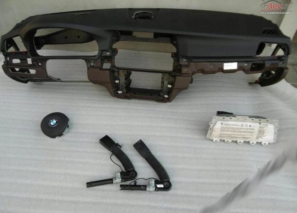 Kit Plansa Bord Airbag Bmw 5 F10 F11 2014 Piese auto în Zalau, Salaj Dezmembrari