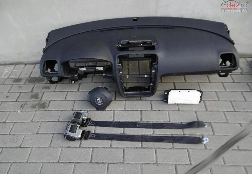Kit Plansa Bord Airbag Vw Scirocco 2015 2017 Piese auto în Zalau, Salaj Dezmembrari