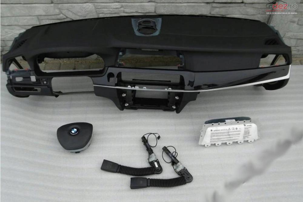 Kit Plansa Bord Airbag Bmw 5 F10 F11 2015 Piese auto în Zalau, Salaj Dezmembrari