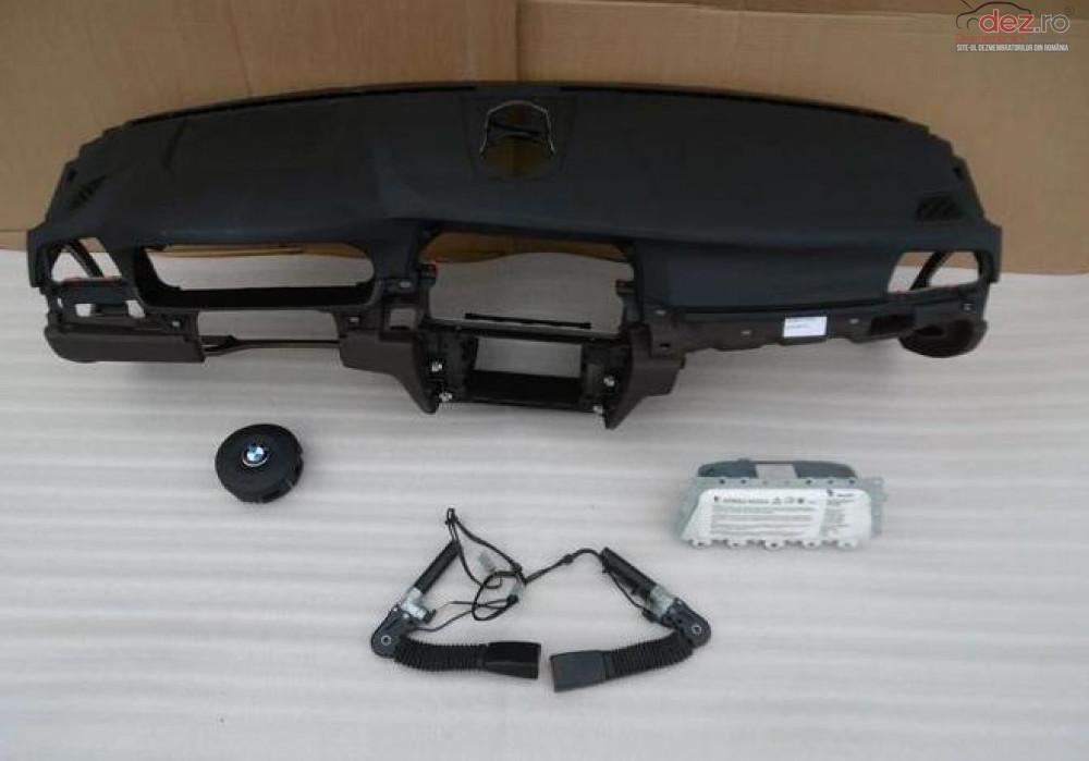 Kit Plansa Bord Airbag Bmw 5 F10 M Pakiet 2012 Piese auto în Zalau, Salaj Dezmembrari