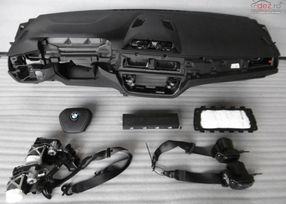 Kit Plansa Bord Airbag Bmw Seria 5 G30/g31 2015 2016 Piese auto în Zalau, Salaj Dezmembrari