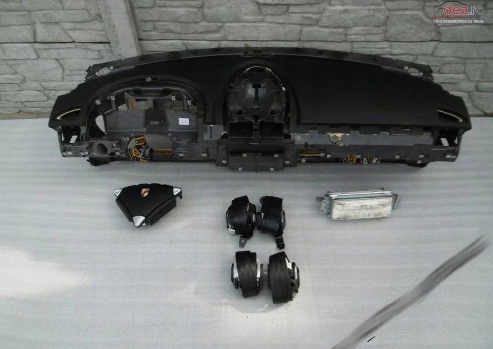 Kit Plansa Bord Airbag Porsche Cayenne 2014 Piese auto în Zalau, Salaj Dezmembrari