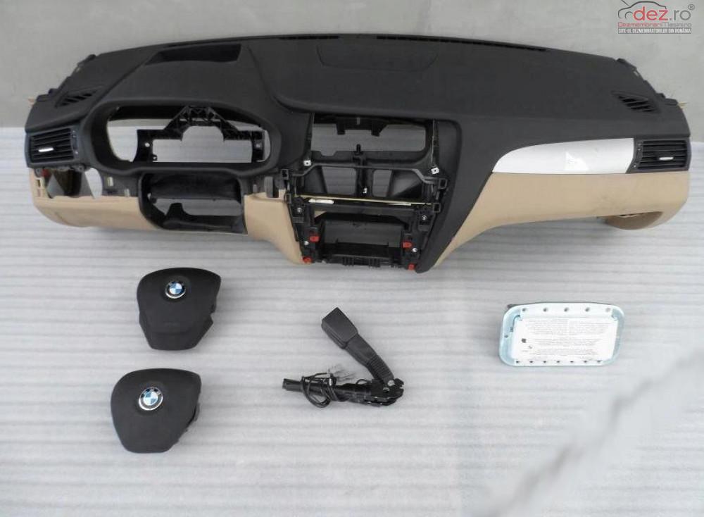 Kit Plansa Bord Airbag Bmw X4 Head Up 2015 Piese auto în Zalau, Salaj Dezmembrari