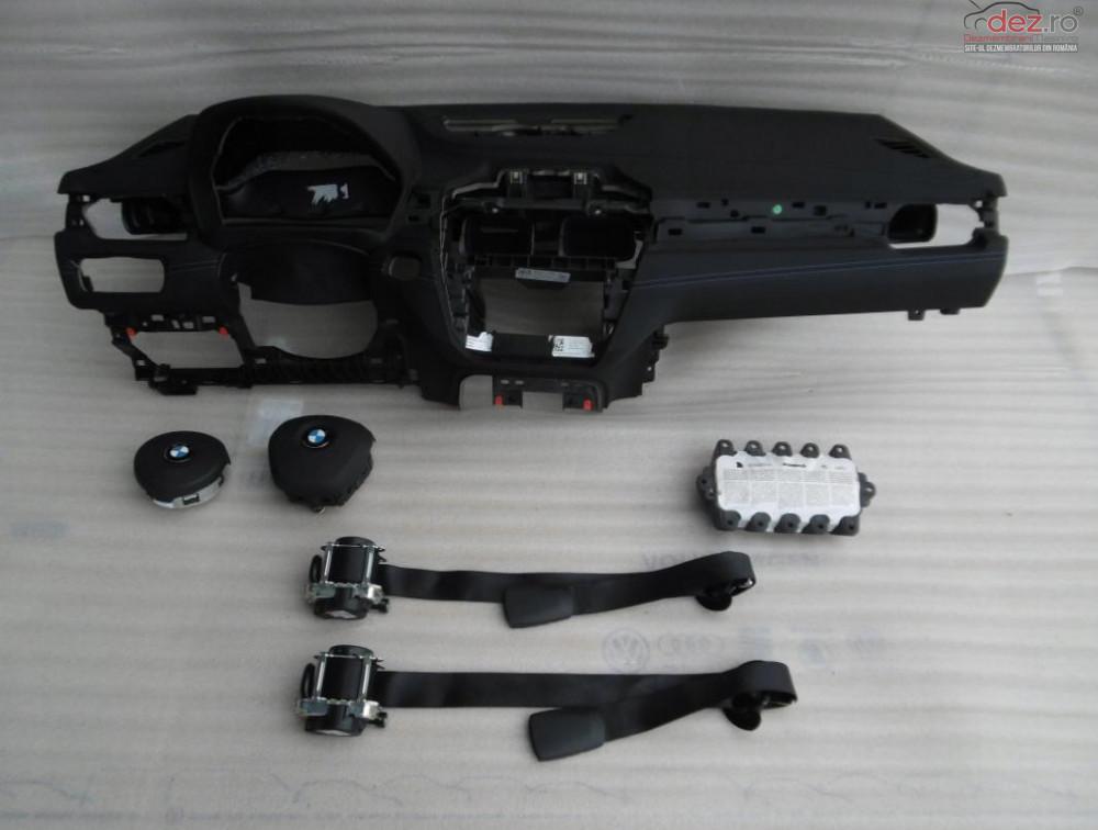 Kit Plansa Bord Airbag Bmw X1 X2 F48 2016 Piese auto în Zalau, Salaj Dezmembrari
