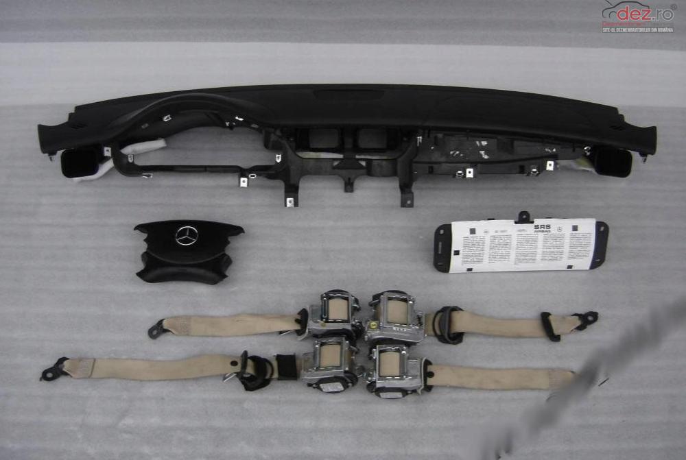 Kit Plansa Bord Airbag Mercedes Cls 219 W219 2004 2011 Piese auto în Zalau, Salaj Dezmembrari