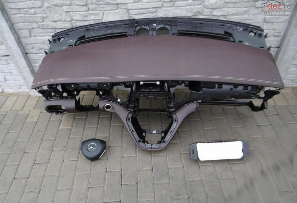 Kit Plansa Bord Airbag Mercedes Viano W640 2013 Piese auto în Zalau, Salaj Dezmembrari