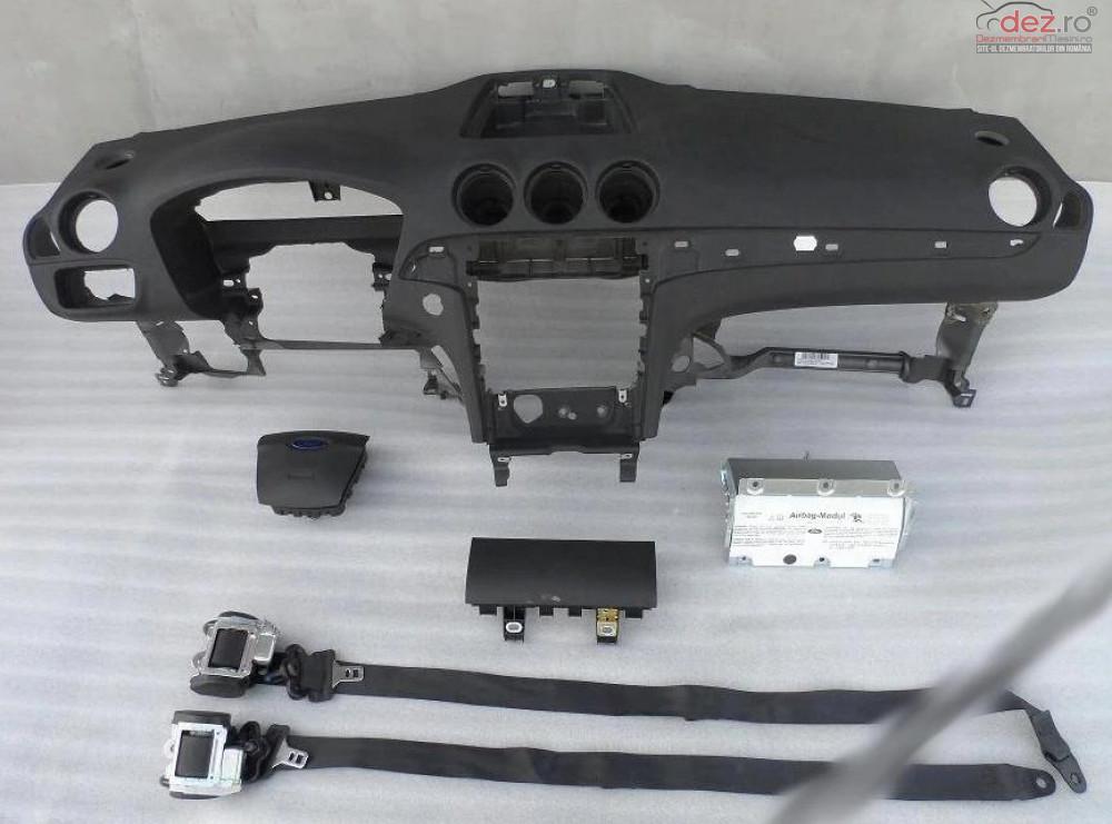 Kit Plansa Bord Airbag Ford Galaxy 2008 Piese auto în Zalau, Salaj Dezmembrari
