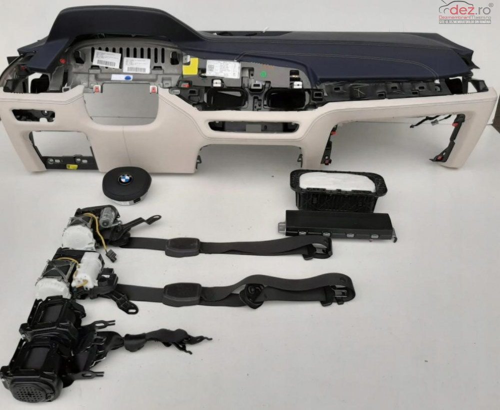 Kit Plansa Bord Airbag Bmw X5 G05 X6 G06 2018 Piese auto în Zalau, Salaj Dezmembrari