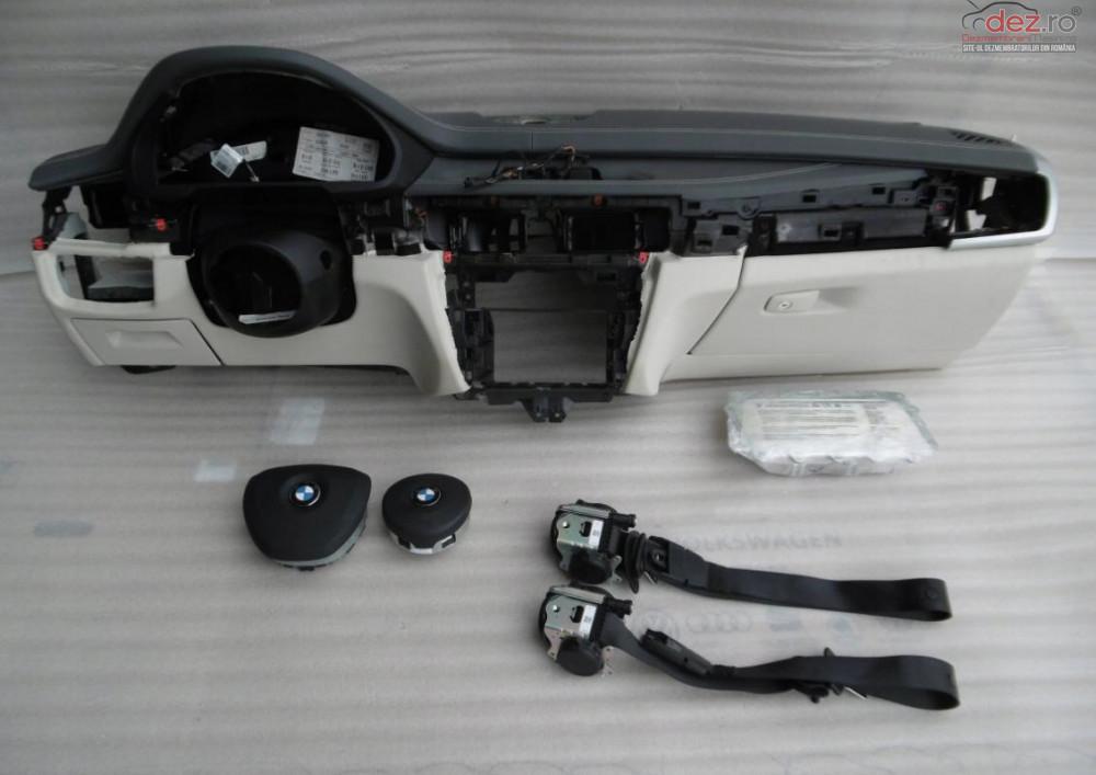 Kit Plansa Bord Airbag Bmw F15 2014 2018 Piese auto în Zalau, Salaj Dezmembrari