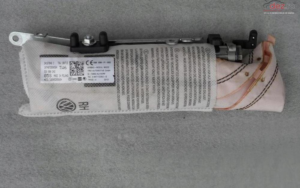 Airbag Canapea Vw Golf Vii 2015 Piese auto în Zalau, Salaj Dezmembrari