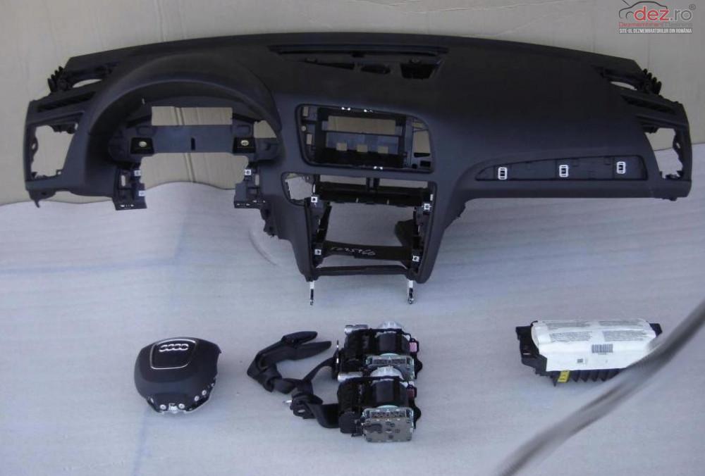 Kit Plansa Bord Airbag Audi Q5 2014 Piese auto în Zalau, Salaj Dezmembrari