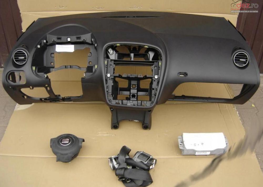 Kit Plansa Bord Airbag Seat Altea 2009 Piese auto în Zalau, Salaj Dezmembrari