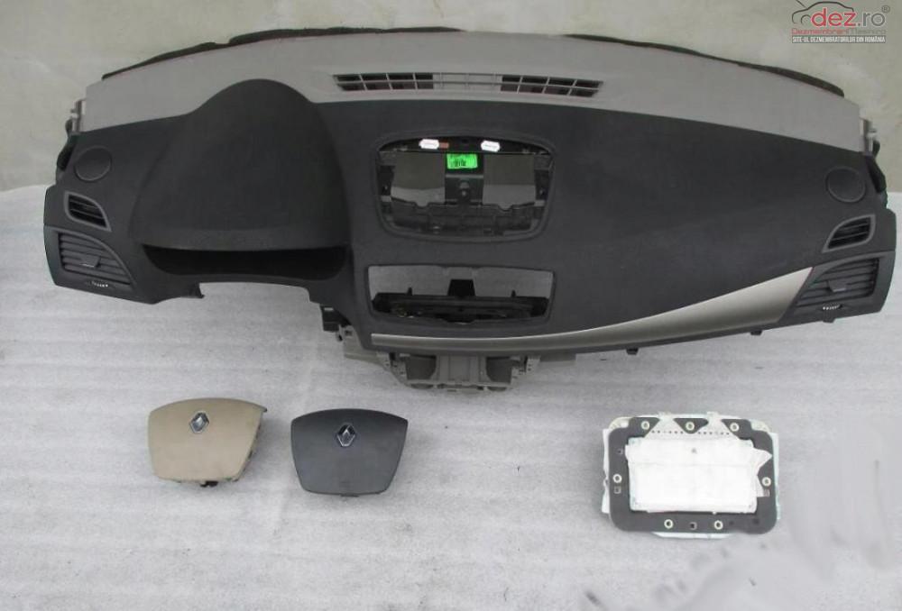 Kit Plansa Bord Airbag Renault Megane Iii 2013 Piese auto în Zalau, Salaj Dezmembrari