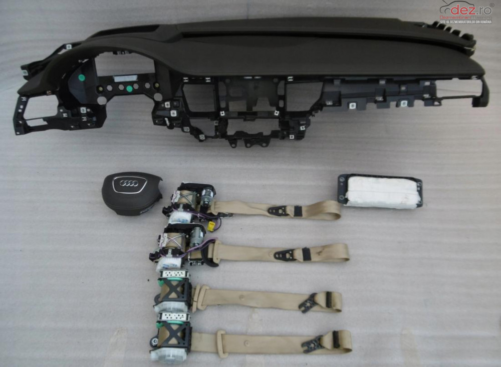 Kit Plansa Bord Airbag Audi A8 4h Head Up 2011 2013 Piese auto în Zalau, Salaj Dezmembrari