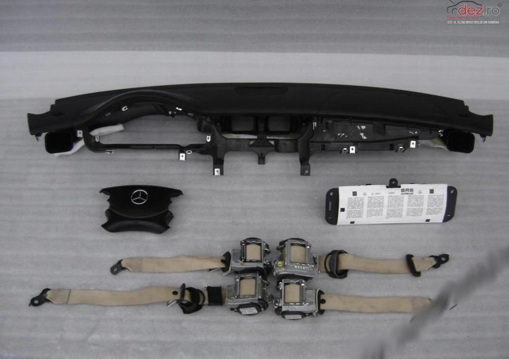Kit Plansa Bord Airbag Mercedes Cls 219 W219 2011 Piese auto în Zalau, Salaj Dezmembrari