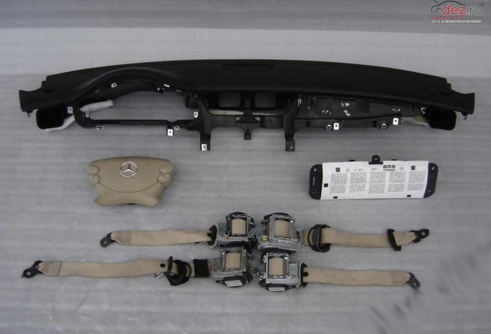 Kit Plansa Bord Airbag Mercedes Cls W219 2011 Piese auto în Zalau, Salaj Dezmembrari