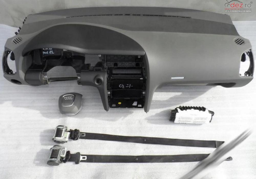 Kit Plansa Bord Airbag Audi Q7 2015 Piese auto în Zalau, Salaj Dezmembrari