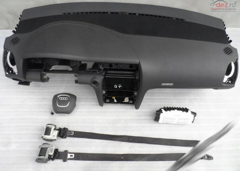 Kit Plansa Bord Airbag Audi Q7 2016 Piese auto în Zalau, Salaj Dezmembrari