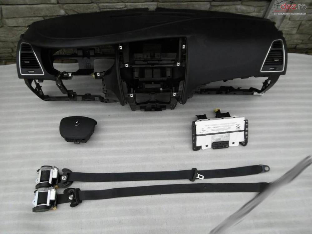 Kit Plansa Bord Airbag Renault Latitude 2015 Piese auto în Zalau, Salaj Dezmembrari