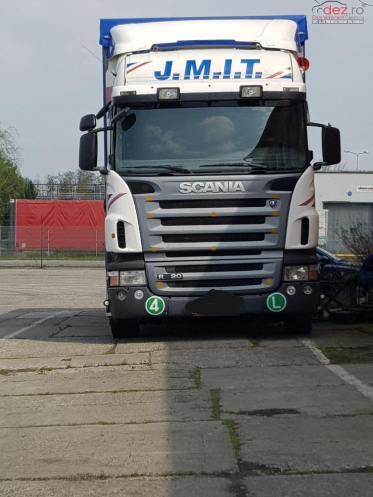 Se Dezmembreaza Scania R420