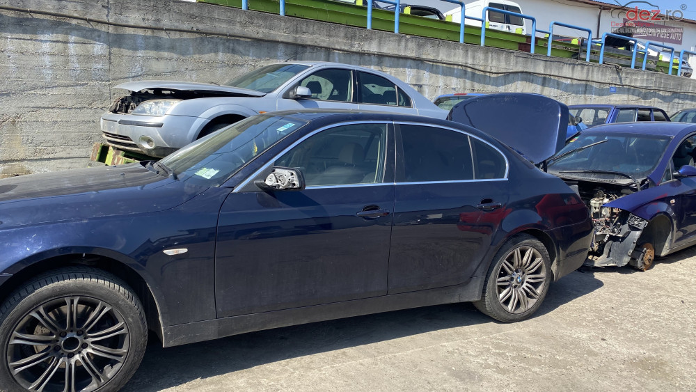 Dezmembrez Bmw Seria 5 E60 Dezmembrări auto în Cluj-Napoca, Cluj Dezmembrari