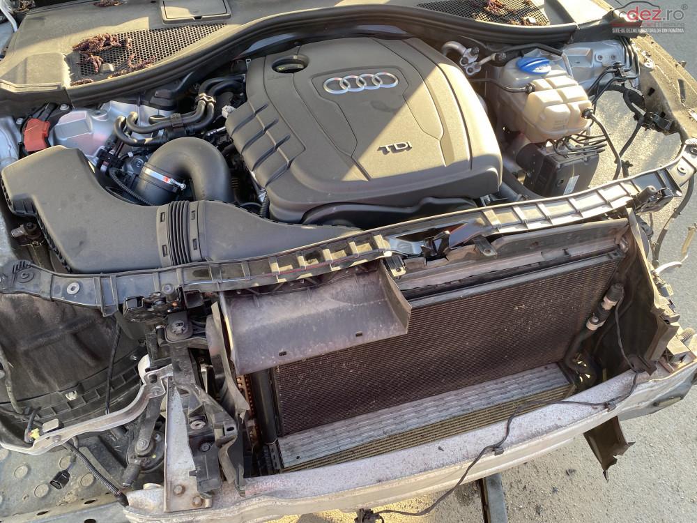 Motor Audi A6 4g C7 2011/2014 Cod Cgl Piese auto în Breaza, Buzau Dezmembrari
