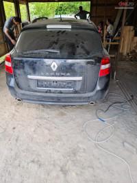 Vand Renault Laguna 3 din 2008, avariat in fata, lateral(e) Mașini avariate în Calarasi, Botosani Dezmembrari