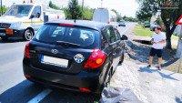Vand Kia cee'd Best HB 1.4GSL din 2008, avariat in fata Mașini avariate în Crevedia, Dambovita Dezmembrari