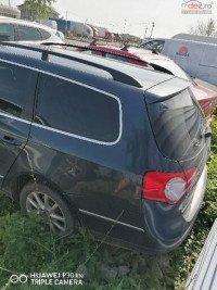 Vand Volkswagen Passat Break din 2007, avariat in lateral(e) Mașini avariate în Focsani, Vrancea Dezmembrari