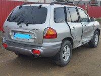 Dezmembrez Hyundai Santa Fe 4x4 automata 4WD din 2005 Dezmembrări auto în Roman, Neamt Dezmembrari