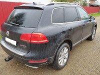Dezmembrez Volkswagen Touareg 7P 176kw 240cp volan stanga din 2011 Dezmembrări auto în Roman, Neamt Dezmembrari